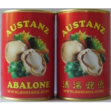 2 cans '1 Abalone per Can'