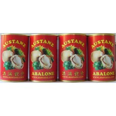 4 cans '1 Abalone per Can'